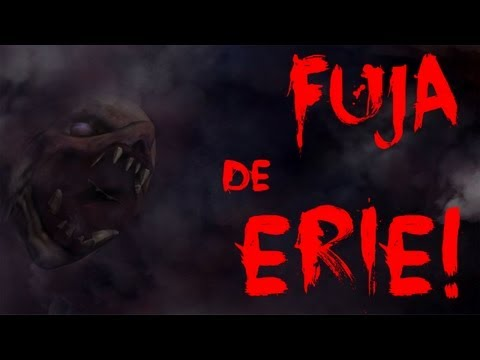 Fuja de Erie! (FACECAM)