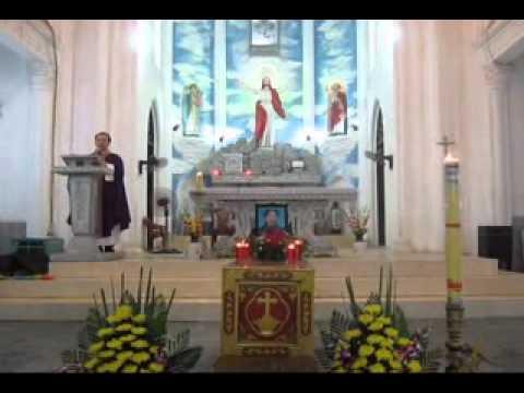 Lễ tang bà Maria Nguyễn Thị Siêu