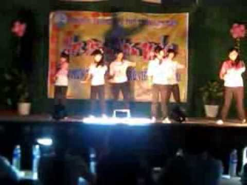 Nhảy hiện đại: Bay lên nhé nụ cười của lớp 11A4 (2012-2013) Trường THPT An Biên