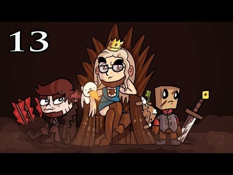 Game of Thrones Mod with Mathas and Northernlion 13