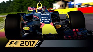 F1 2017 - Launch TV Spot