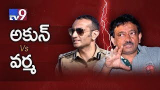 Drugs Case : RGV vs Akun Sabharwal..