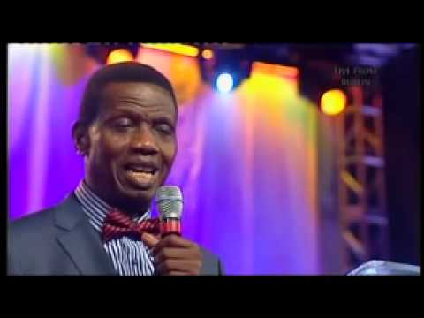 Let the Wind Blow by Pastor E A Adeboye