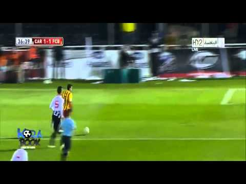 Cartagena vs Barcelona 1-4 - Goals & Highlights | Goles y Resumen | Liga BBVA | 6.12.2013