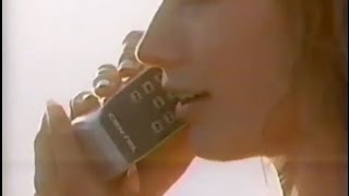 1989 Centel First Cell Phone Ad!