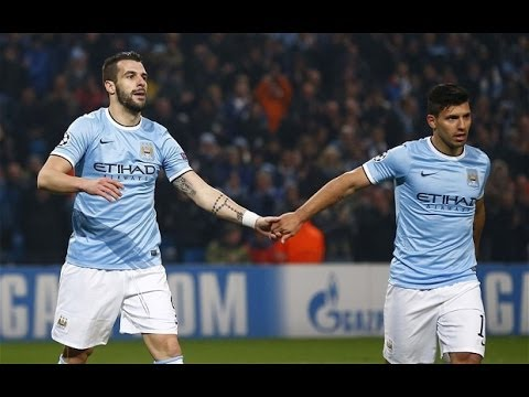 Sergio Kun Agüero • Álvaro Negredo - Deadliest Duo In PL