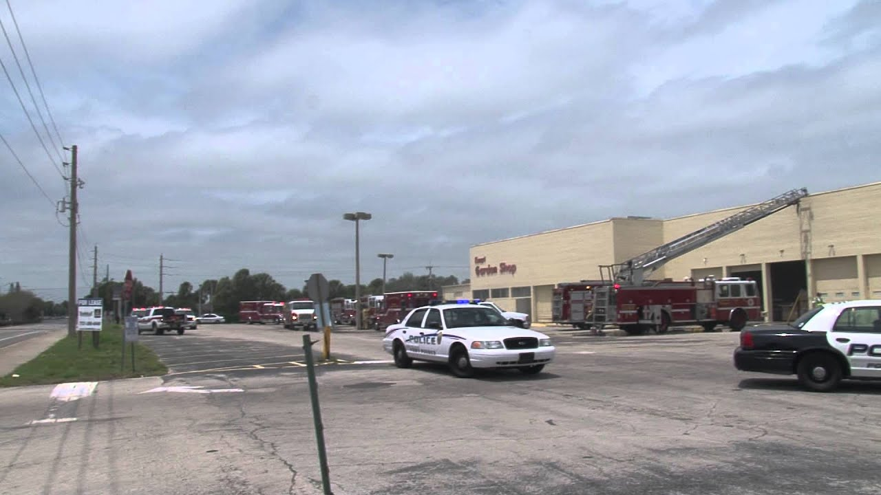 Kmart fire fort pierce fl 4 20 2013 part 14 youtube for Kmart fishing license
