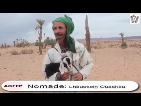 """""""الرحل"""" بمنطقة تنجداد جنوب شرق المغرب والتغيرات المناخية """"فيديو"""""""