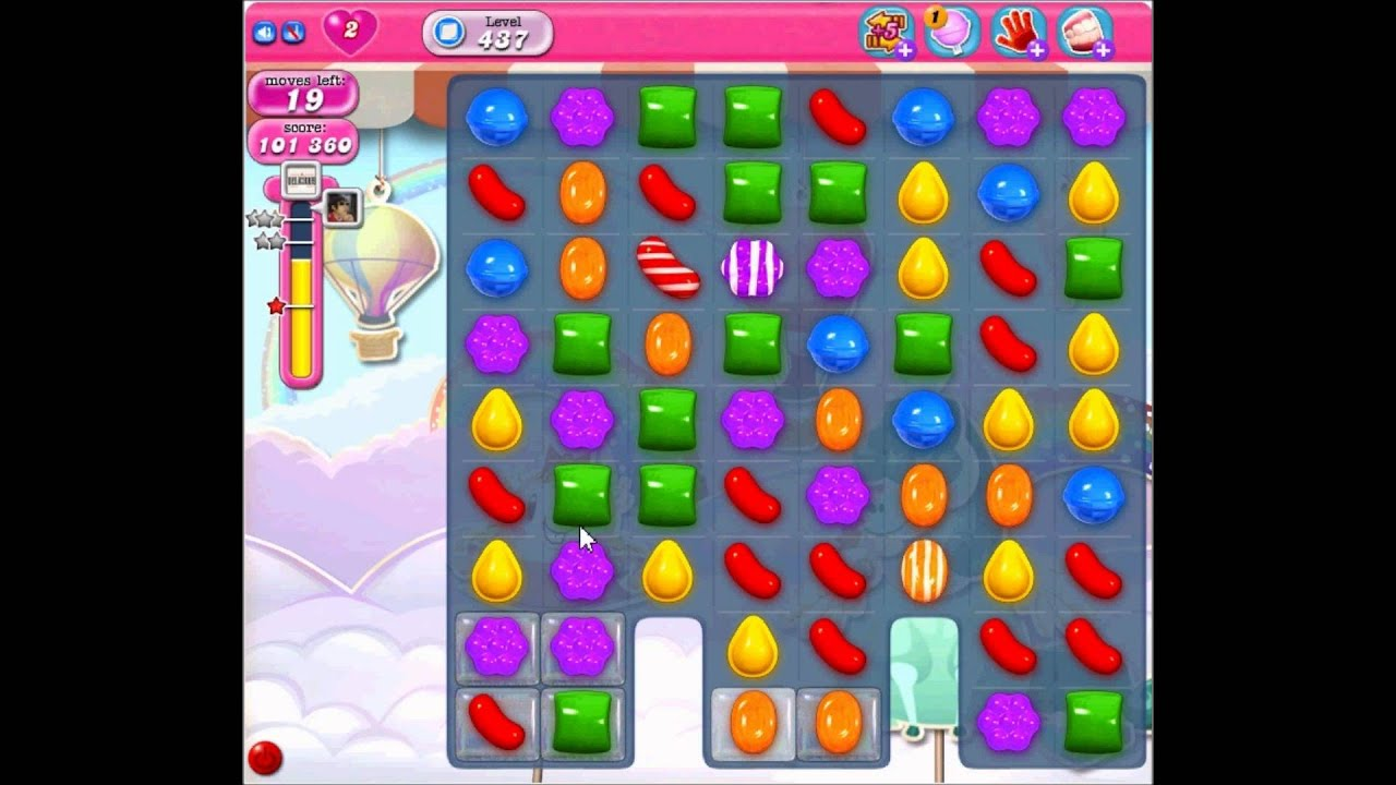 Candy Crush Saga Level 27 No Boosters Youtube
