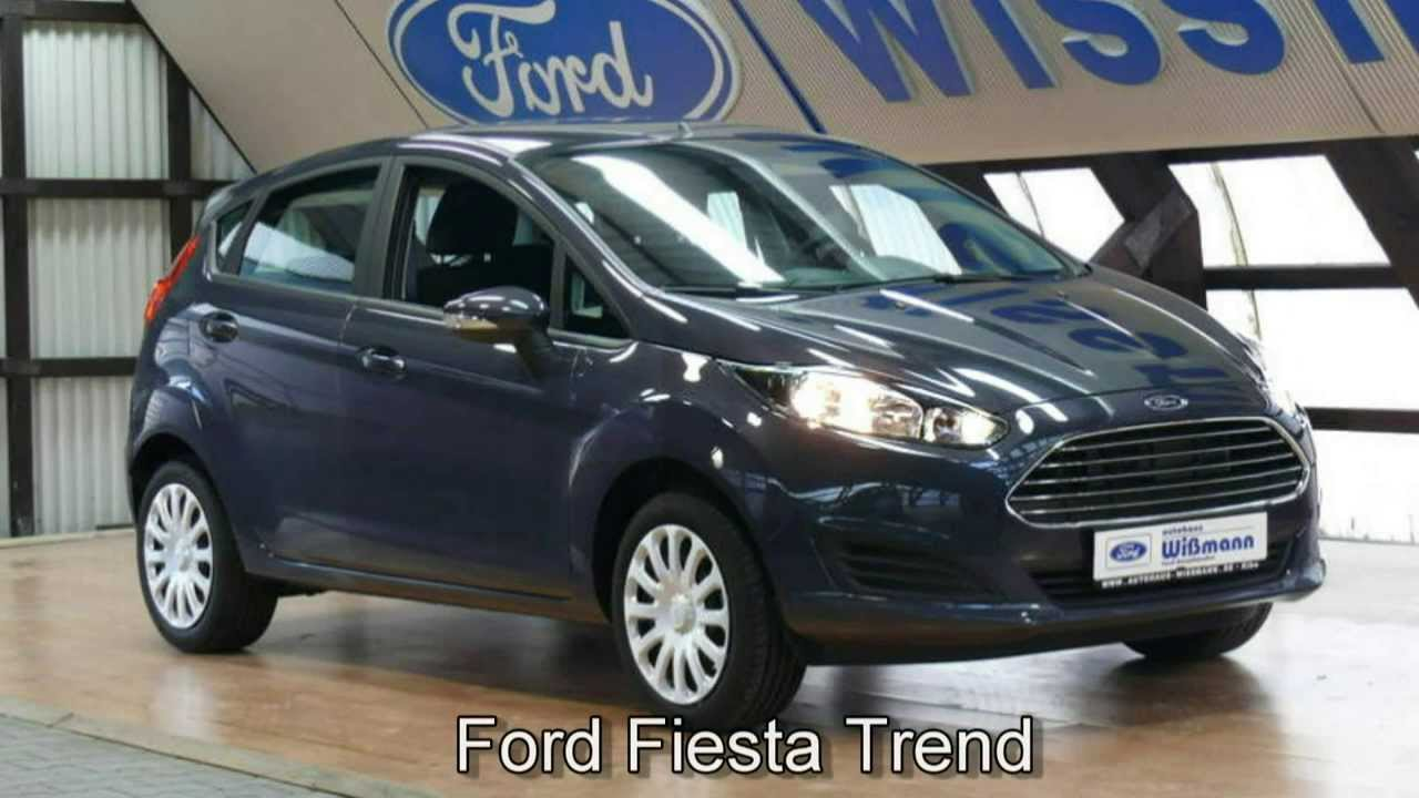 new ford fiesta trend gakddr78429 new ford fiesta trend 2014 youtube. Black Bedroom Furniture Sets. Home Design Ideas