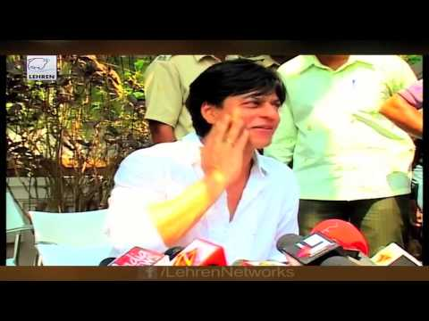 Shahrukh & Gauri Khan's Holi Dance   Flashback Video
