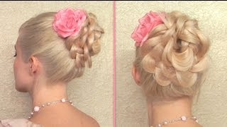 Bridal Updo Tutorial
