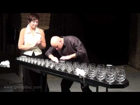 Morning Mood and Anitra's Dance by E.Grieg -  Glass Harp LIVE (HD)