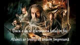 Ed Sheeran I See Fire [versuri Romana]