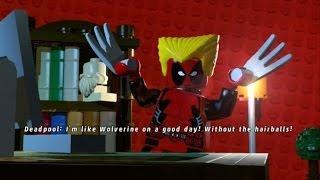 LEGO Marvel Super Heroes Bro-tunheim 100% (Mini