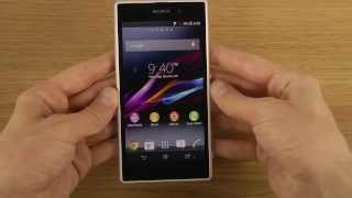 Sony Xperia Z1 - First Look