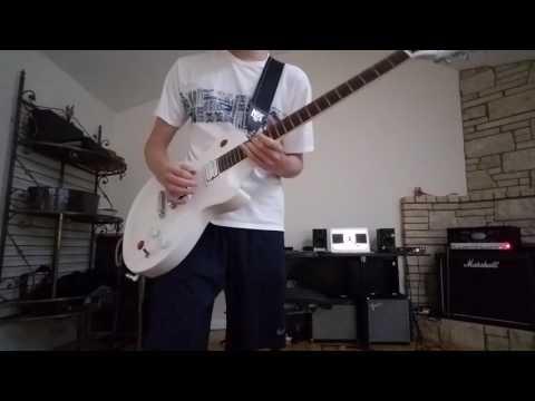 Buckethead - Jordan solo cover (Take 1)