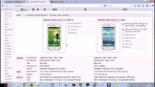 Samsung I8200 Galaxy S3 Mini E Samsung I8190 S3 Mini