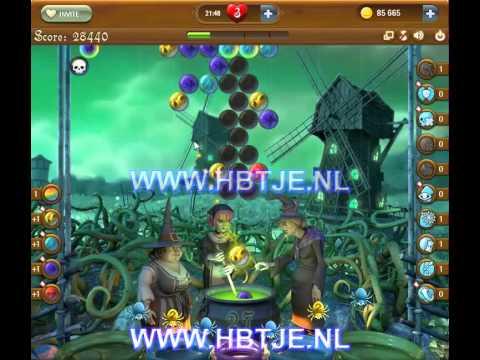 Bubble Witch Saga level 110