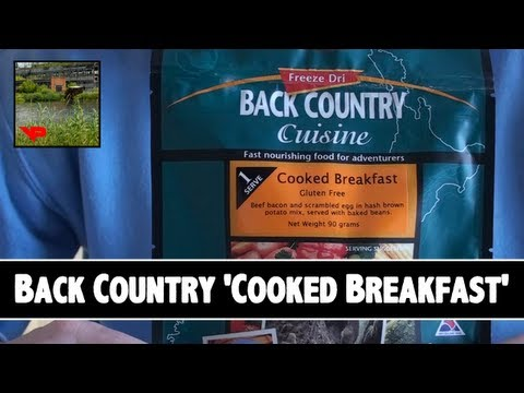 VP: Back Country 'Cooked Breakfast'