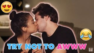 Try Not to AWW!! Cute Moments with Liza Koshy and David Dobrik #1