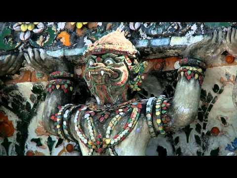Сатьяван.Таиланд - страна золотых и изумрудных Будд