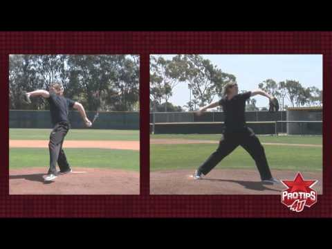 Pitching Tips: Mechanics with Garrett Richards