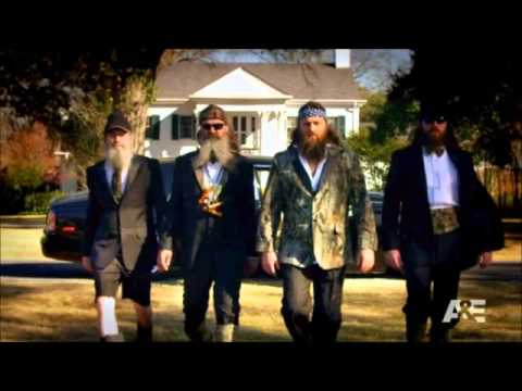 Duck Dynasty Video's - YouTube