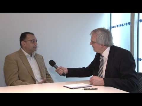 DLNA Interview 2013 - Nidhish Parikh with GTB