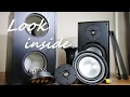 Magnat Quantum 503 speakers look inside what s inside