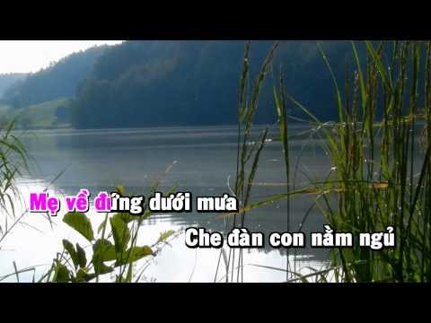 Karaoke HD Huyền Thoại Mẹ - Mr Đàm