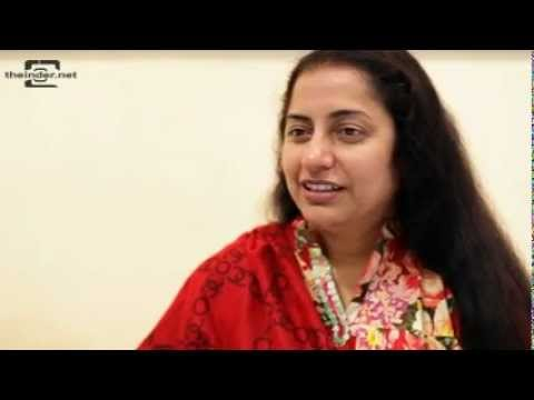 Interview with Suhasini Maniratnam: