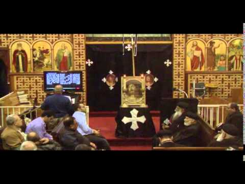 The Eve of Good Friday of the Holy Pascha  - 4/17/2014