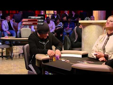 2011 National Heads-Up Poker Championship Episode 1 HD