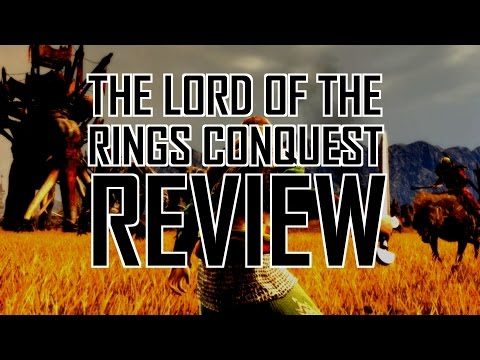 The Lord of the Rings Conquest - Trailer