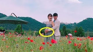 """Lý Hải - Minh Hà """"trốn"""" con đi Hàn Quốc tình tứ như vợ chồng son - Tin Tức Sao Việt"""