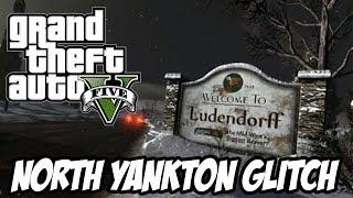 GTA V Como Invadir North Yankton Lugar Secreto Glitch