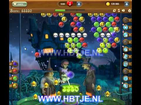 Bubble Witch Saga level 134