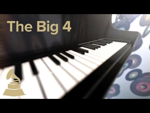 Big 4 Categories Roundup   Nominees   59th GRAMMY Awards