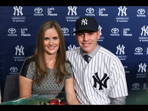 New York Yankees Jacoby Ellsbury Press Conference