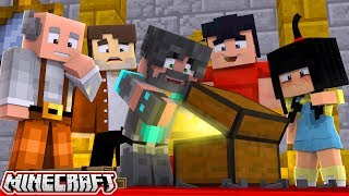 WHAT'S INSIDE THIS MYSTERIOUS CHEST?!?! | Minecraft