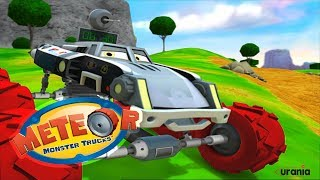 Meteor Monster Truck 23- Vesmírní tuláci