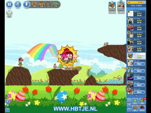 Angry Birds Friends Tournament Week 100 Level 3 high score 185k (tournament 3)