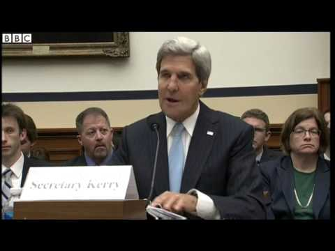 John Kerry  'Russia's proposal must be swift and verifiable'