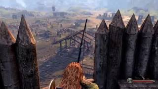 Mount & Blade II: Bannerlord - Gamescom 2016 Siege Defence Gameplay