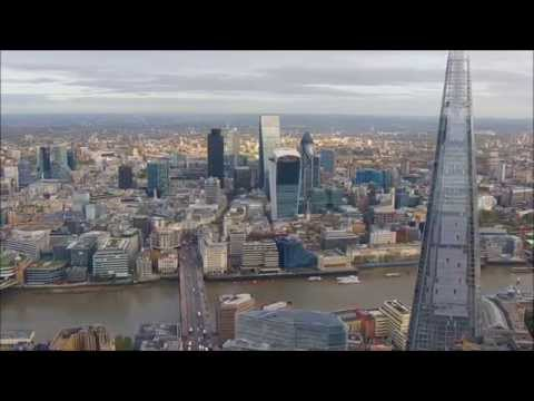 London City Skyline - 2013