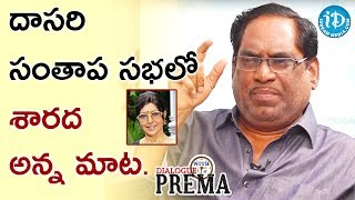 Dasari Padma is more dynamic than her husband: Relangi Nar..
