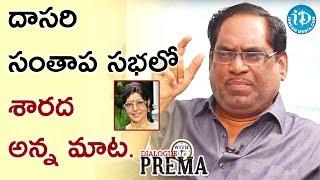 Dasari Padma is more dynamic than her husband: Relangi Nar..
