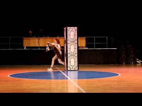 Eva Kovalenkaitė - Street Dance Show Solo Female Kids - European Street Dance Show Championship 2014