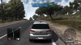 Test Drive Unlimited 2 Volkswagen Golf VI GTI (PC Gameplay